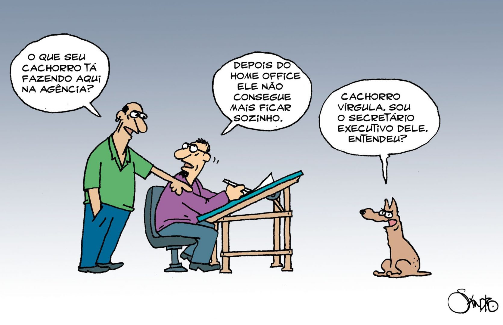 Charge Francisca Outubro